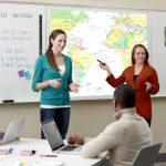 i3-Technologies interaktív whiteboard